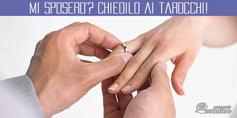 Mi sposerò? Chiedilo ai Tarocchi!